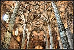 Foto del Monasterio de los Jerónimos de Santa María de Belém, Lisboa, Portugal