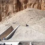 Fotos del Valle de los Reyes, Egipto