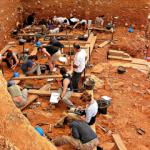 Foto del Yacimiento de Atapuerca