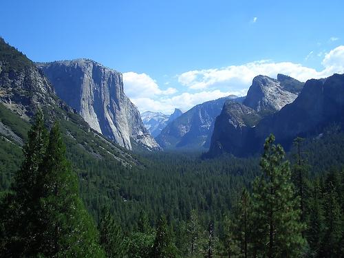 Foto del Yosemite Valley, Parque Nacional de Yosemite