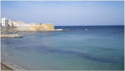Playa de Trapani