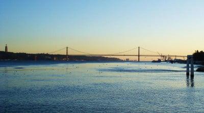 Foto del Puente 25 de Abril de Lisboa