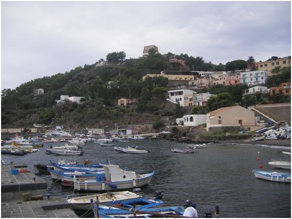 Foto del puerto de Utisca
