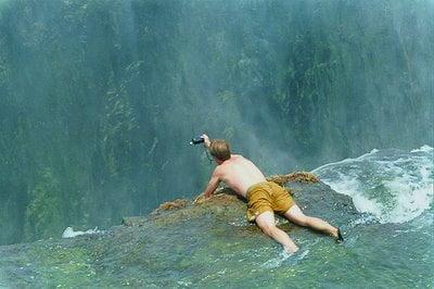 Fotografia de Victoria Falls