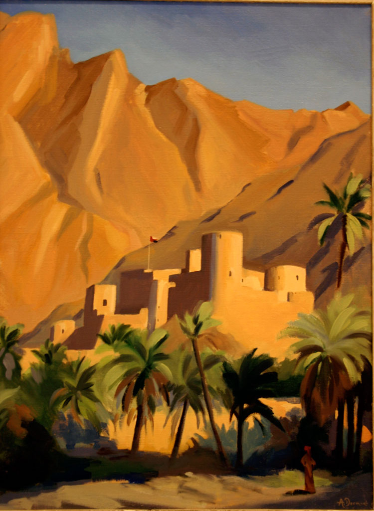 Fotografia de Oman