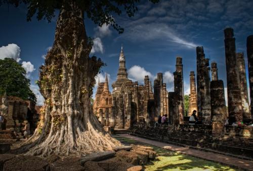 Imagen de Sukhothai, Tailandia