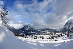 Estación de Esqui en Austria