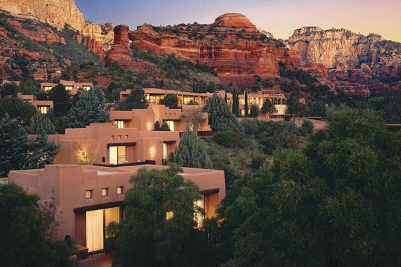 Fotografia del Hotel Enchantment Resort  Arizona, Norte América