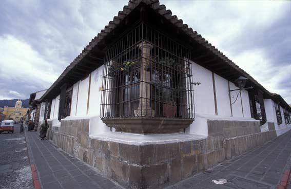 Fotografias de La Antigua Guatemala.