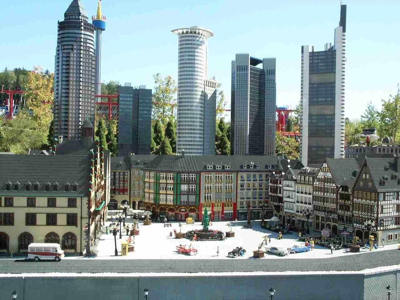 Fotografias Legoland