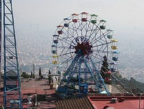 Fotografias Parque de Atracciones Tibidabo