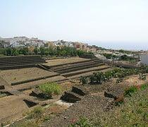 Fotografias Piramides de Guimar
