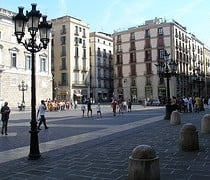 Fotografias Plaza Sant Jaume