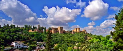 Fotos de la Alhambra, Granada