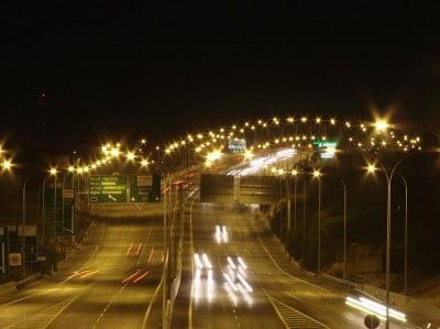 Foto autopista Chipre