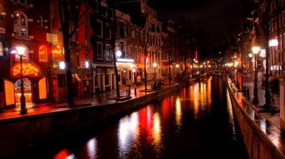 Fotos del Barrio Rojo en Ámsterdam