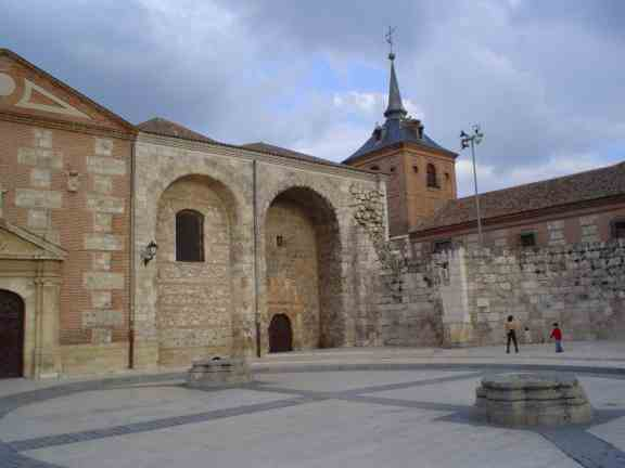 La arquitectura de Alcala