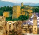Fotos de las capitales Andaluzas