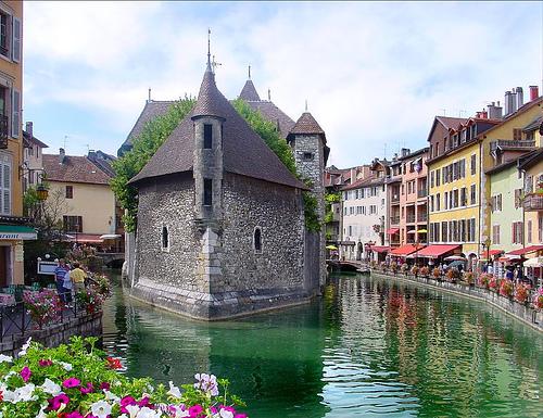 Fotos de Annecy en Francia, Europa