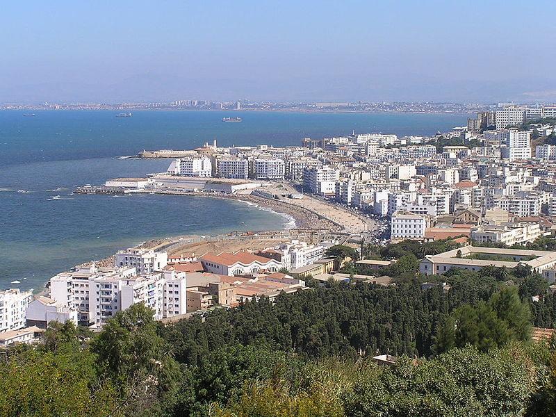Fotos de Argelia, Argel su capital