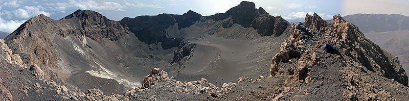 Fotos de Cabo Verde Pico de Fogo