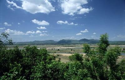 Fotos de Camerún El macizo de Mandara, en la frontera entre Camerún y Nigeria.