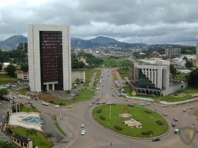 Fotos de Camerún Yaoundé la capital del país