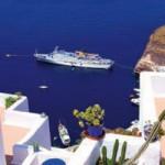 Cruceros por Santorini