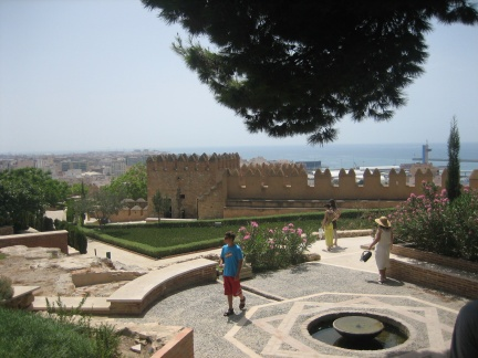 Fotos de la Alcazabra de Almeria