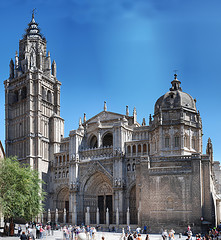 Fotos de la Catedral de Santa Maria, Toledo