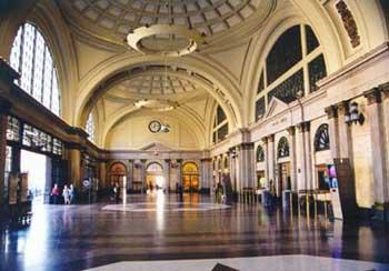Fotos de la Estación de Francia en Barcelona