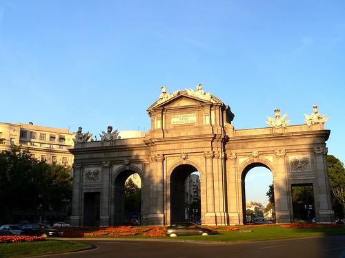 Descubre la Puerta de Alcalá, Madrid