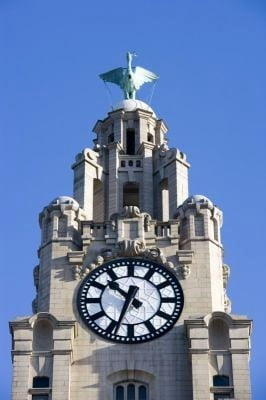 Fotos de Liverpool edificio de Cunard