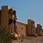 Fotos de los Atlas Studios, Ouarzazate