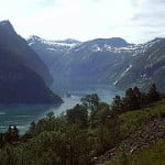 Fotografia de los Fiordos Noruegos