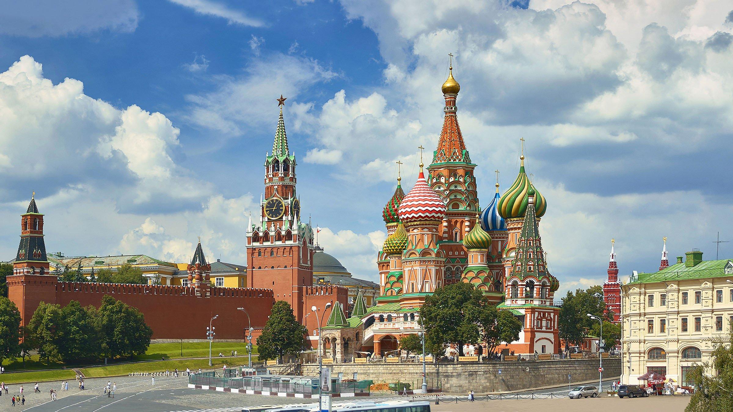 Lugares Turísticos en Rusia