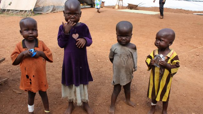La pobreza extrema en África