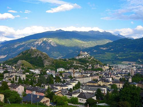 Fotos de la antigua ciudad de Sion