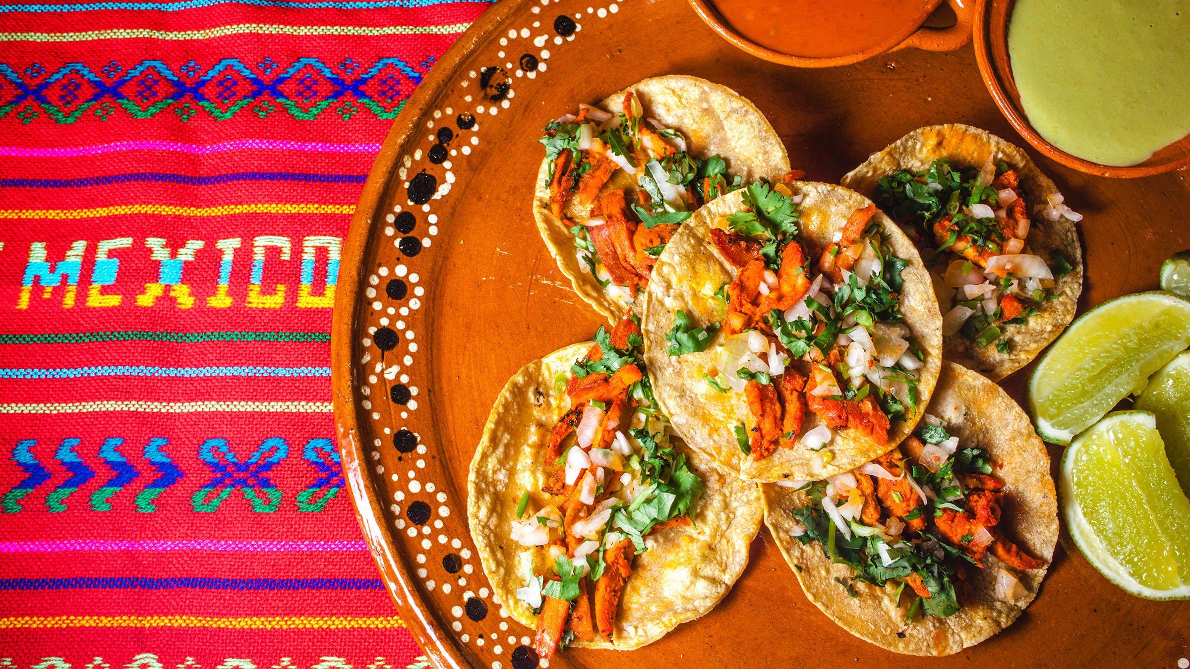 Tacos mexicanos: receta paso a paso