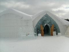 Hotel de Hielo, Viajes a Noruega