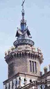 Fotos del Castillo de los Tres Dragones en Barcelona