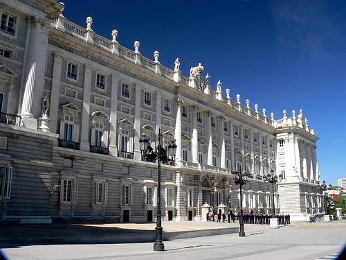 Fotos del Palacio Real en Madrid