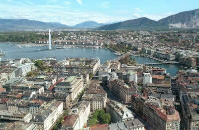 Foto de Ginebra en Suiza