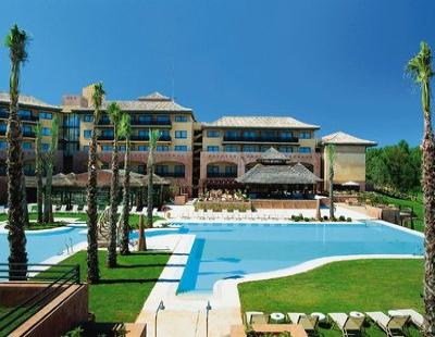hotel islantilla golf resort: