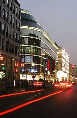 Friedrichstrasse en Berlín