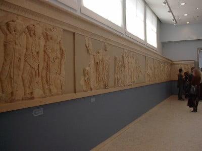 Frisos del Partenón