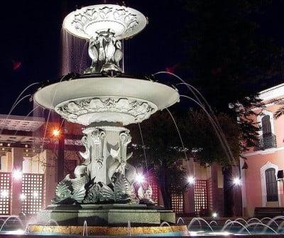Fuente de Casa Colón