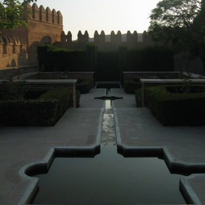 Fuentes de la Alcazaba