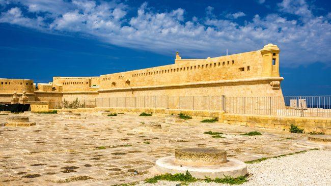 Fuerte de San Telmo, La Valeta, Malta