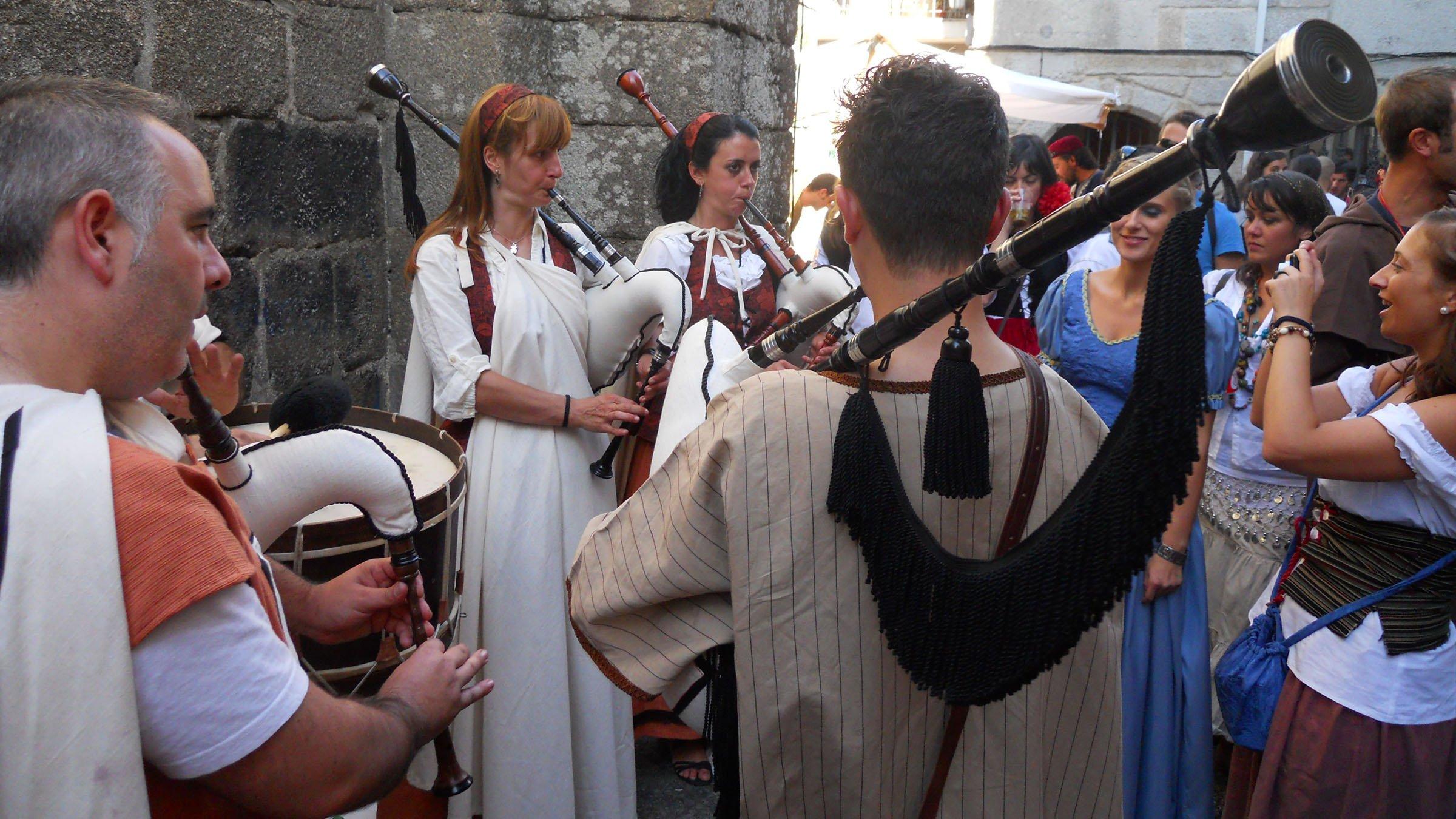 Gaiteros de Galicia